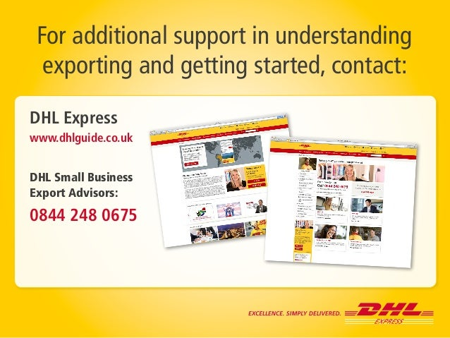 dhl express middle east customs guide Dhl is the global leader in the logistics industry specialising in international shipping, courier services and transportation.