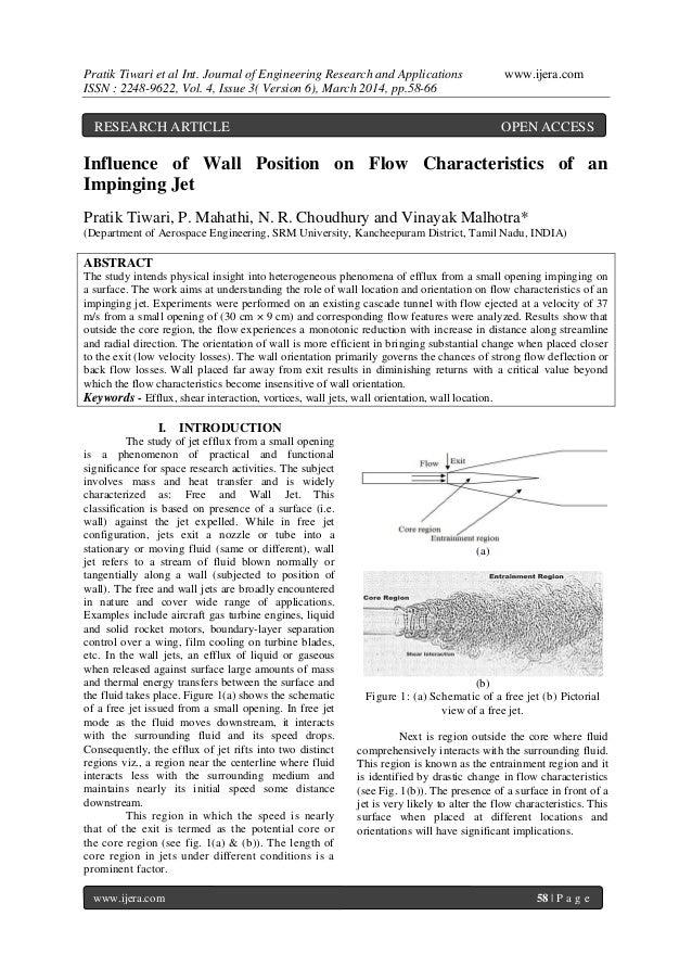 Pratik Tiwari et al Int. Journal of Engineering Research and Applications www.ijera.com ISSN : 2248-9622, Vol. 4, Issue 3(...
