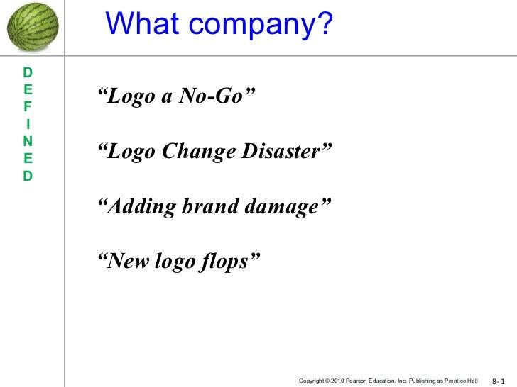 "What company? "" Logo a No-Go"" "" Logo Change Disaster"" "" Adding brand damage"" "" New logo flops"""