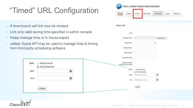 DEVNET-1121 Customizing Cisco Video Access for Guests