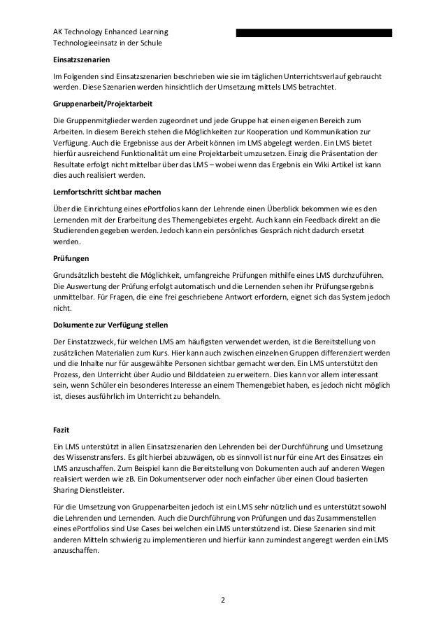 Ausgearbeitete übungsbeispiele Für Vier L3t Kapitel
