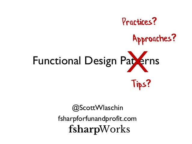 Functional Programming Patterns (BuildStuff '14) Slide 2