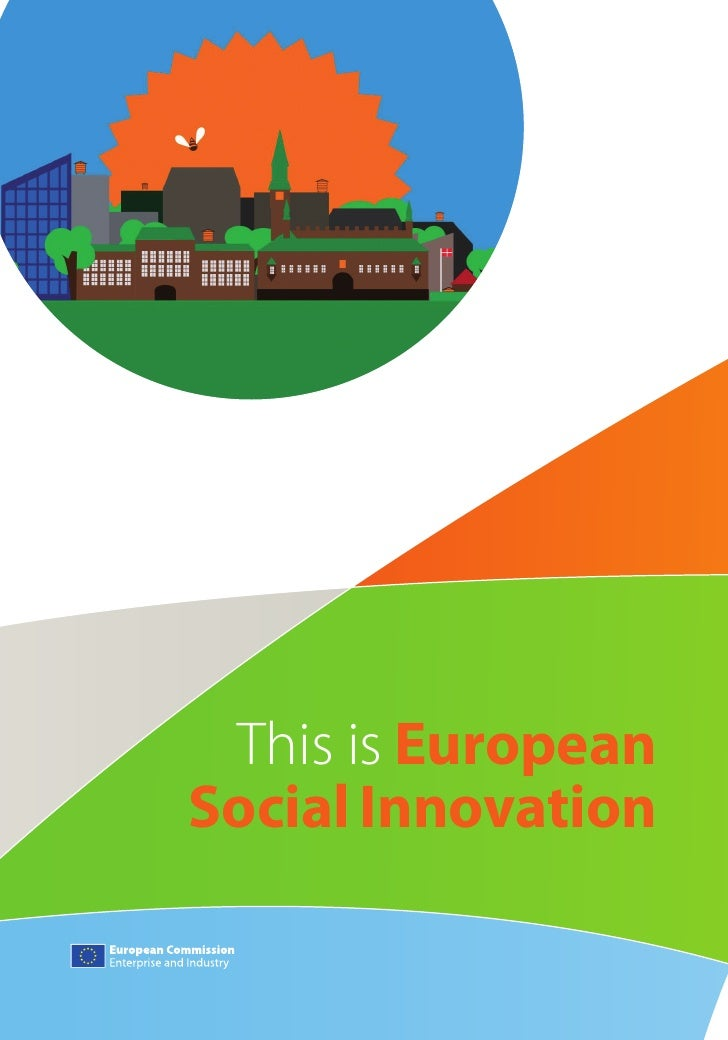 This is EuropeanSocial Innovation