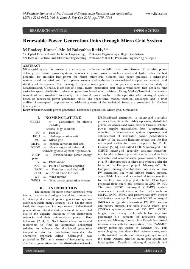 M.Pradeep kumar et al Int. Journal of Engineering Research and Application ISSN : 2248-9622, Vol. 3, Issue 5, Sep-Oct 2013...