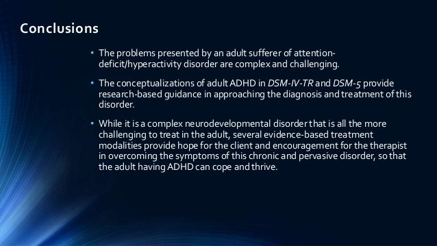 the symptoms and treatment of attention deficit disorder The causes and treatments of add-adhd a multi-disciplinary approach to attention deficits, attention deficit disorder, add-adhd.