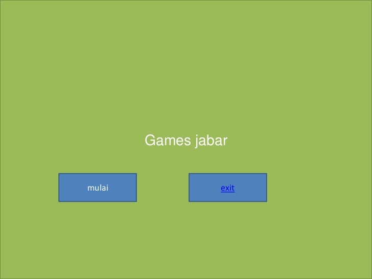 Games jabarmulai             exit