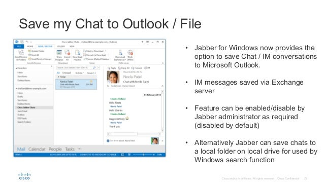 download cisco jabber for windows