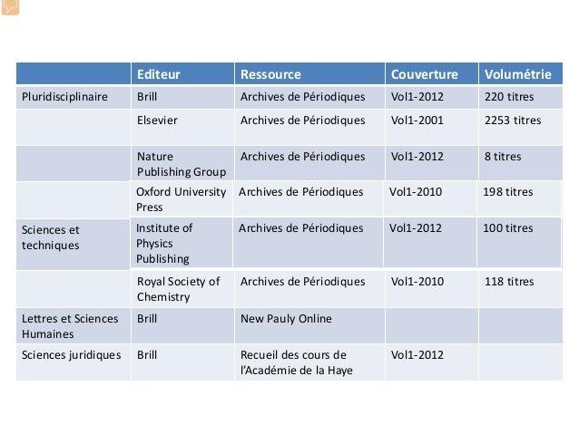 Journées ABES 2014 - 21 mai - Focus sur ISTEX Slide 3