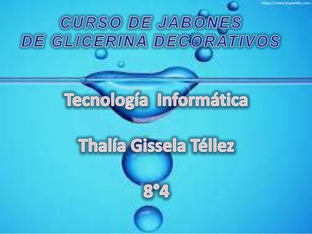 Jabones de glicerina decorativos 8 4 - Hacer jabones de glicerina decorativos ...