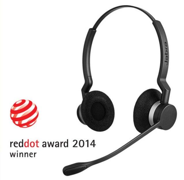 Jabra receives Red Dot 2014 Award