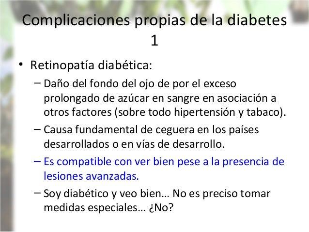 Diabetes: mucho más que azúcar en sangre...
