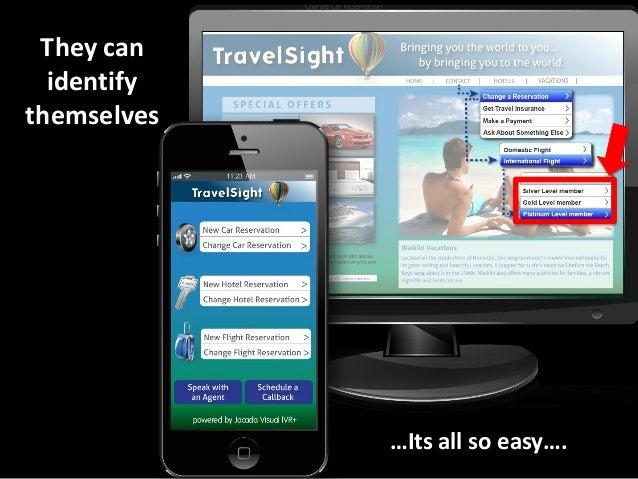 Using Touchscreen IVRs Take Less Time