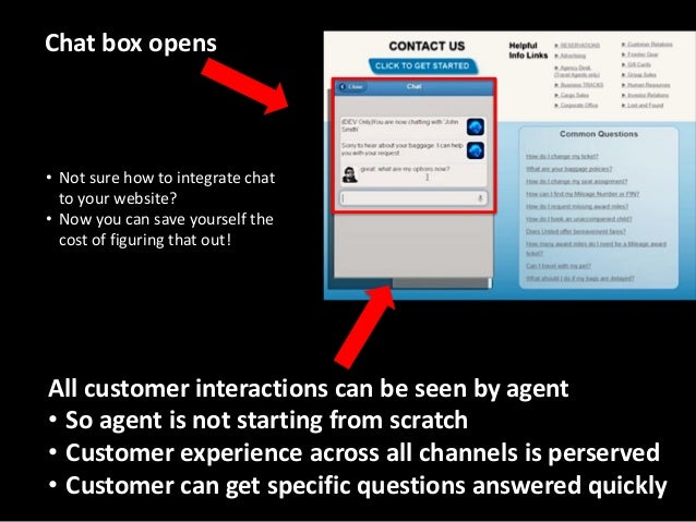 Customer can navigate backwards  Traditional IVRs force customers to listen to a whole menu • Often going backwards is dif...