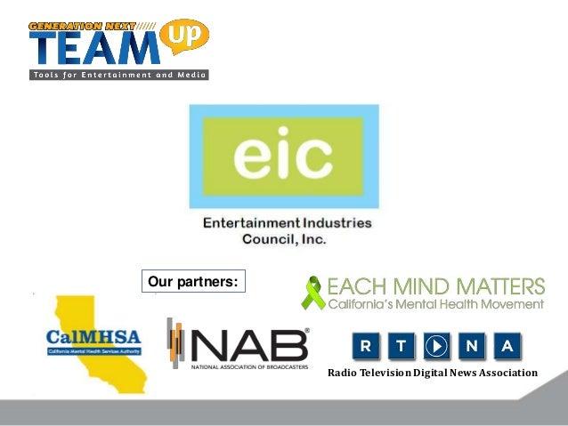 Our partners: Radio Television Digital News Association