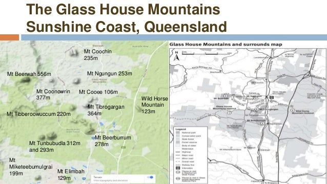 The Glass House mountains increasing access to our heritage collecti