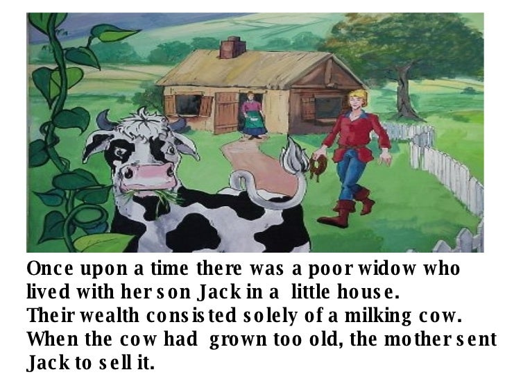 Jack And The Beanstalk Short Version