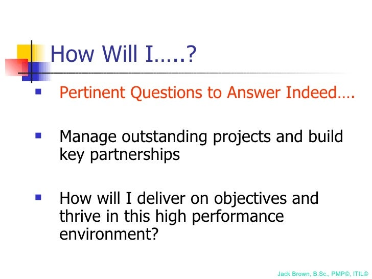 100 Day Plan for Directing a PMO Slide 2