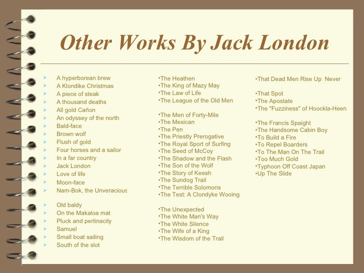 essays on the story of an eyewitness by jack london Jack london (1876–1916) was probably the first blockbuster american author  having written books that many of us have read  may 5, the story of an  eyewitness 4  stress disorder among responders and civilians: a meta-  analysis.