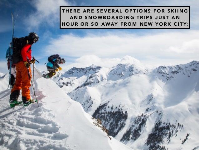 Jack Ryger: 5 Skiing Getaways Just Outside of NYC Slide 2