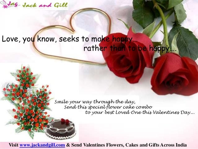 Send Valentine Flowers To India Valentine Gifts To India