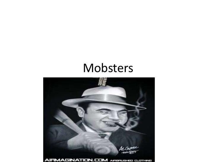 Mobsters<br />