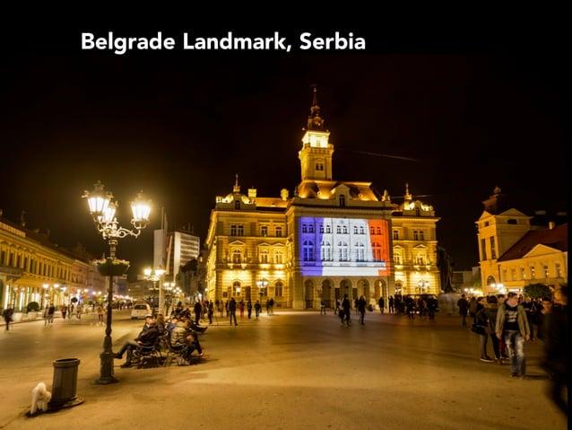 Belgrade Landmark, Serbia