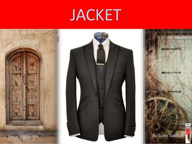types of mens jacket