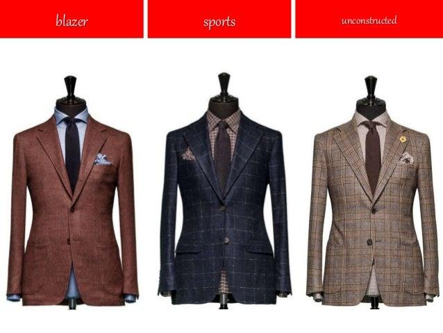 types of mens Jacket