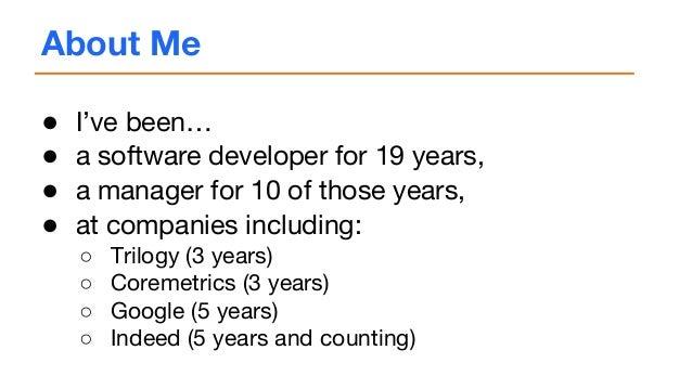Forget methodology. Focus on what matters. Slide 3