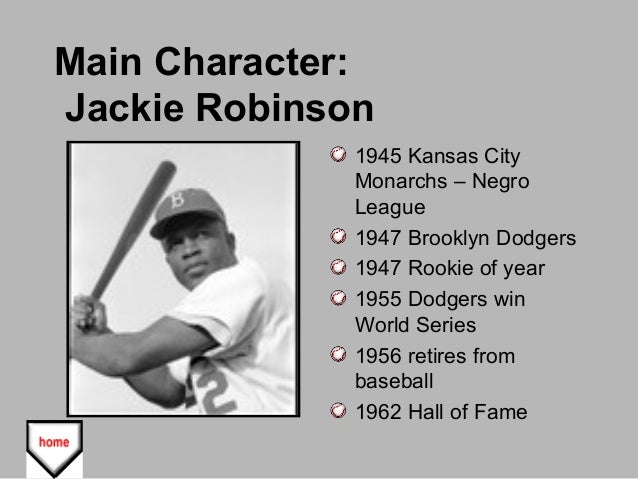 noble experiment jackie robinson