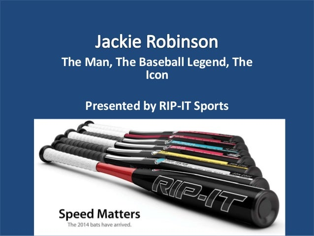The Man, The Baseball Legend, The Icon Presented by RIP-IT Sports