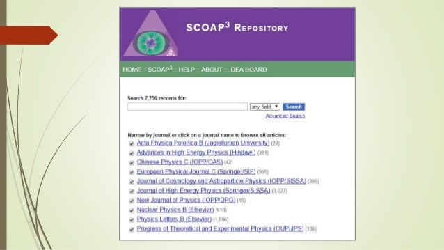Information Literacy & Open Access for Physics and Astronomy