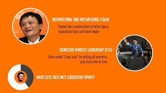 leadership jack ma Meet the leader with jack ma he hadn't realised this was exceptional, but detailed how 49% of their workforce and a third of their leadership are women ( should this be half) in fact, if you have a only a few minutes and don't want to listen to all, just watch this summary of jack ma's views at davos:.