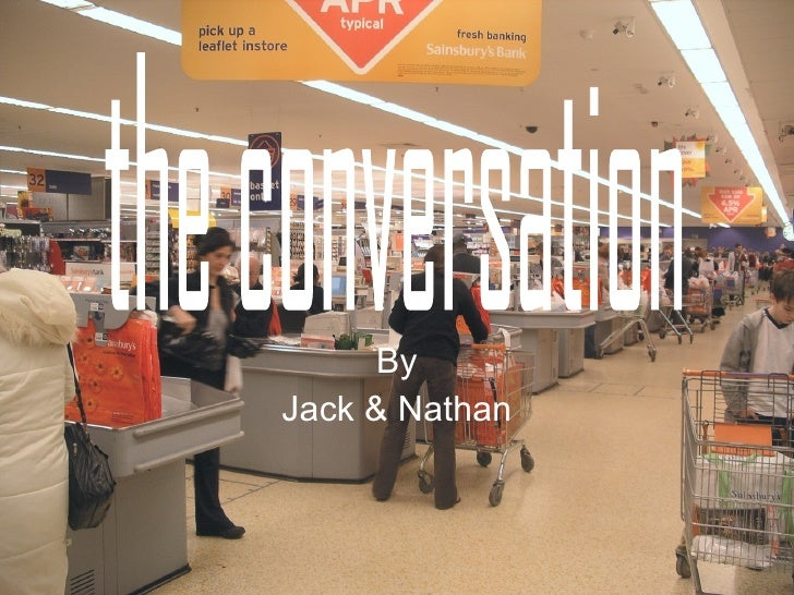 By Jack & Nathan the conversation