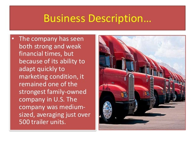 jack neift trucking case Research methods chapter 2 the hallmarks of scientific research overview of the business situation the management of jack neift trucking was jack neift case.