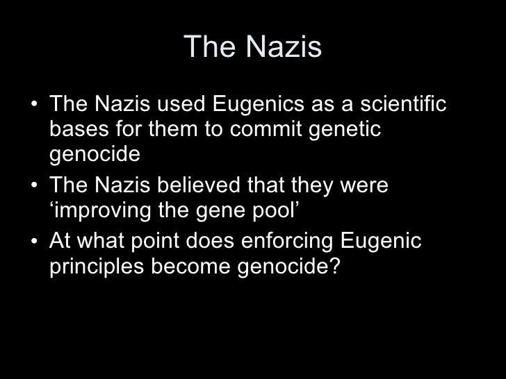 Jack oughton + osian jones eugenics presentation