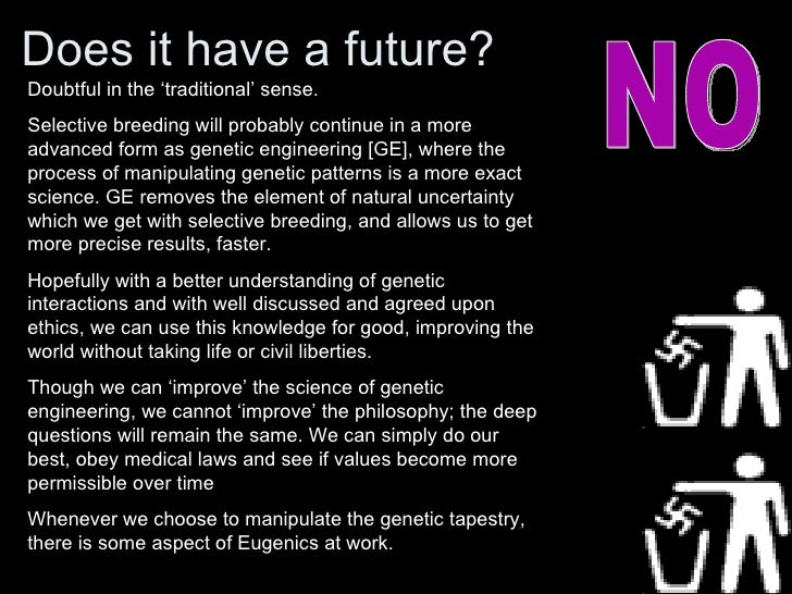 pros of eugenics essays Eugenics essay eugenics essay  + all eugenics essays: the ethical  the pros and cons of dna profiling the downfall of sparta.