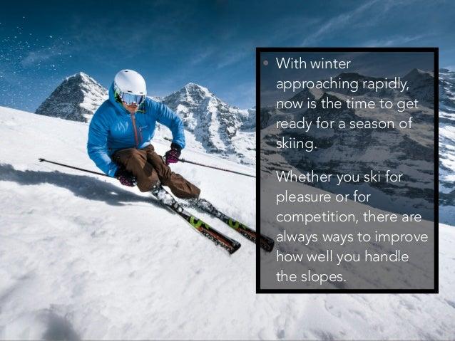 Jack Ryger: How to Become a Better Skiier Slide 2