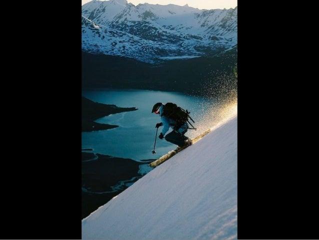 Jack Ryger: Skiing Photographs