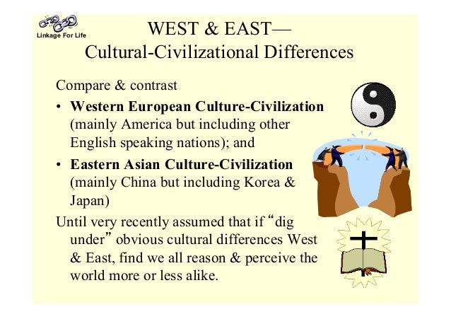 comparison of cultural differences essays