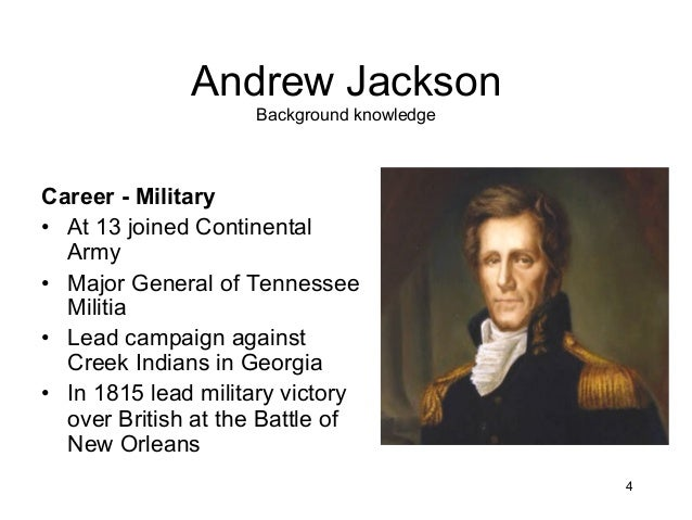 andrew jackson - nullification crisis essay
