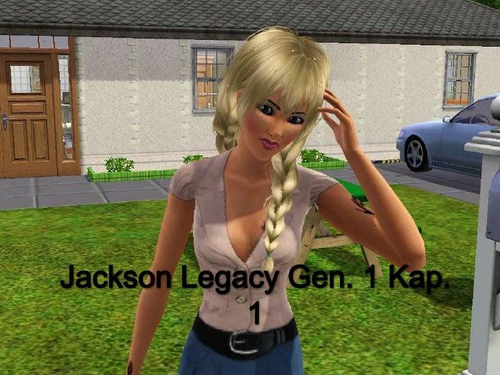 Jackson Legacy Gen. 1 Kap. 1<br />