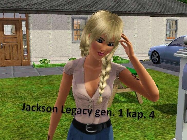 Jackson Legacy gen. 1 kap. 4<br />