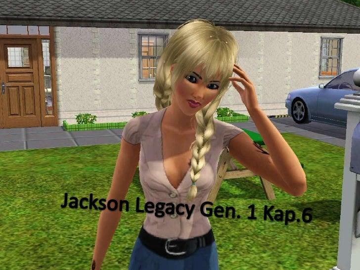 Jackson Legacy Gen. 1 Kap.6<br />