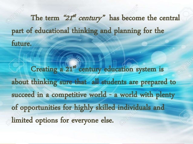 ROLES AND FUNCTIONS OF EDUCATIONAL TECHNOLOGY IN THE 21ST CENTURY EDUCATION Slide 2