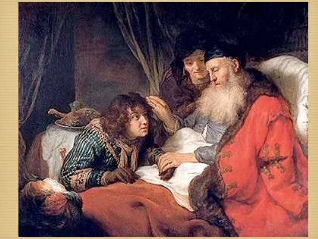 the birthright of jacob and esau Isaac and rebekah have twin boys, jacob and esau esau gives his birthright blessing to jacob in exchange for some pottage.