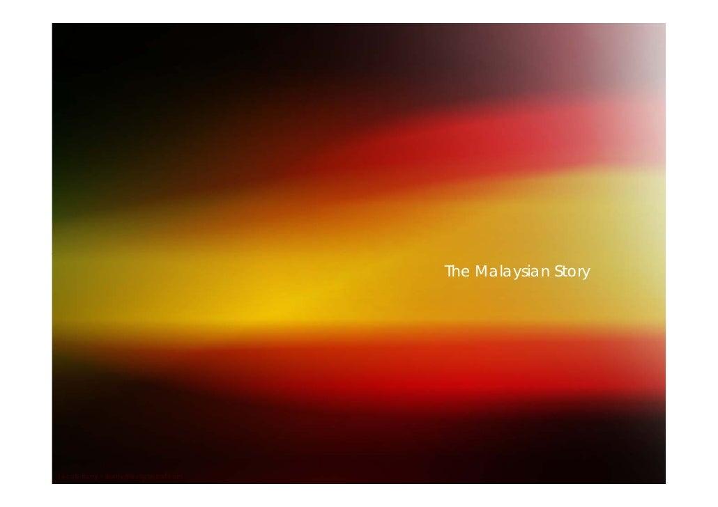 The Malaysian Story     Jacob Barry – jbarry@levitational.com