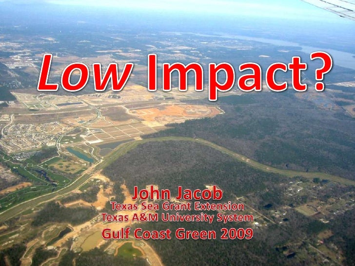 Protecting Water Resources with Higher-Density Development Lynn Richards. 2006. EPA 231-R-06-001
