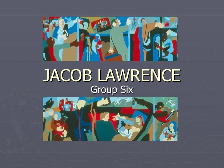 JACOB LAWRENCE Group Six