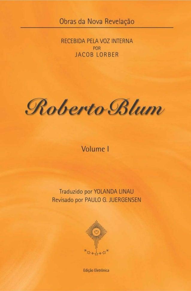 ROBERTO BLUM